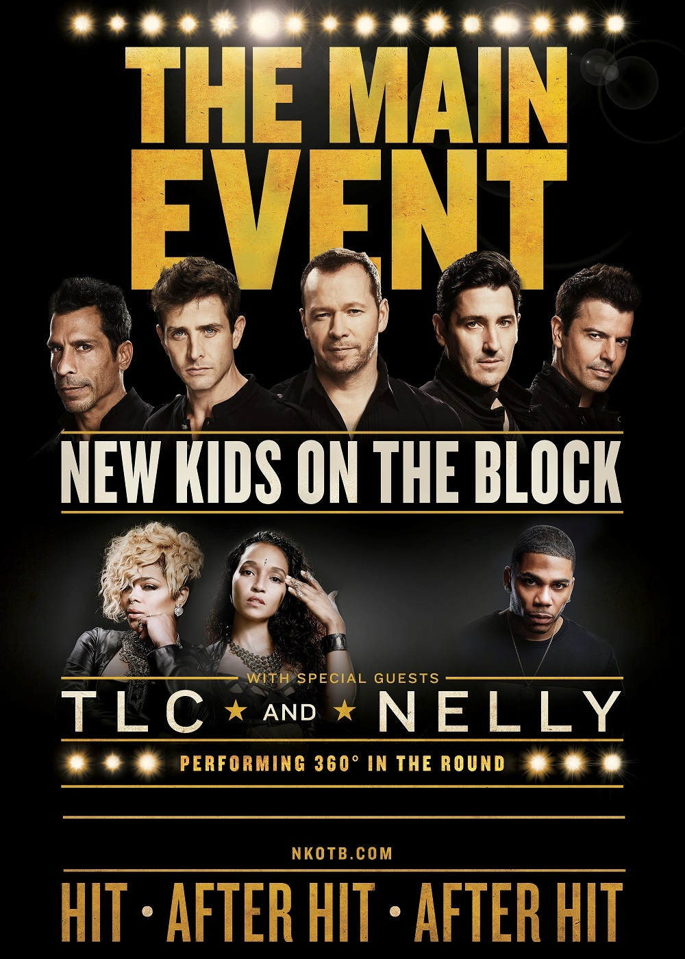 Have you got the right stuff? Win New Kids On The Block Tickets!